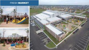 Citra Indah City Freshmarket