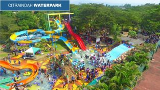 Citra Indah City Waterpark
