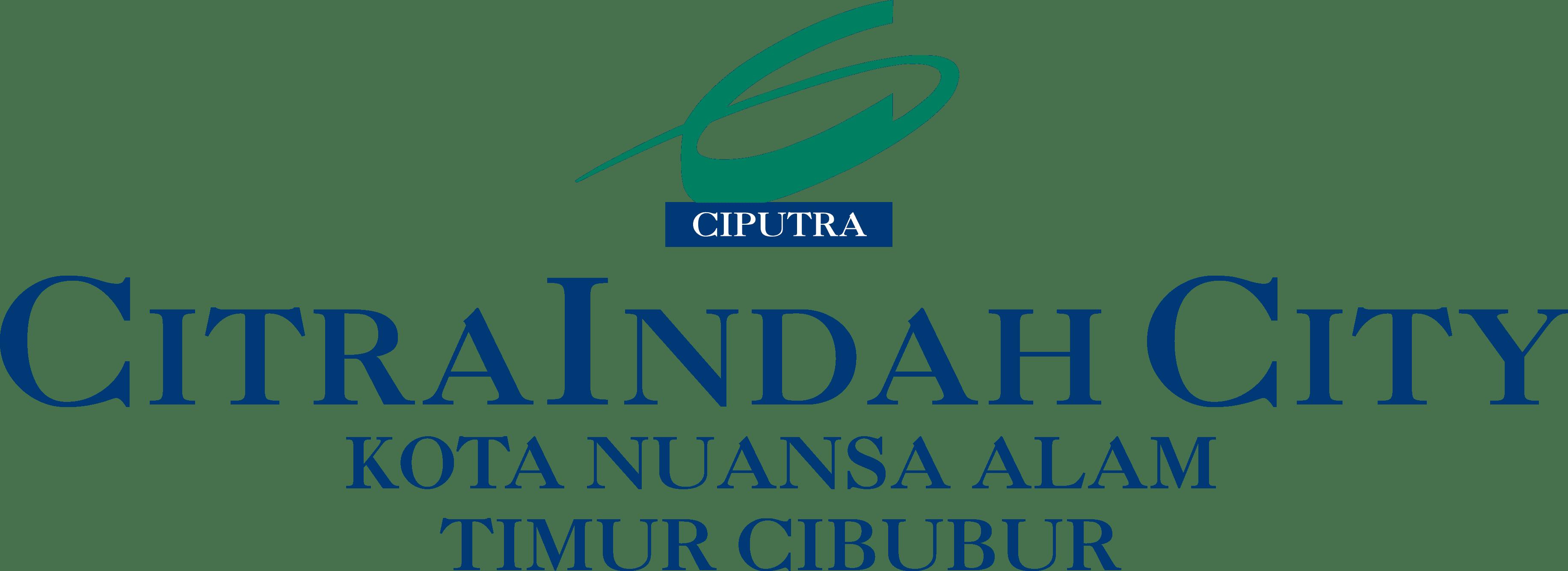 Logo CitraIndah City logo atas