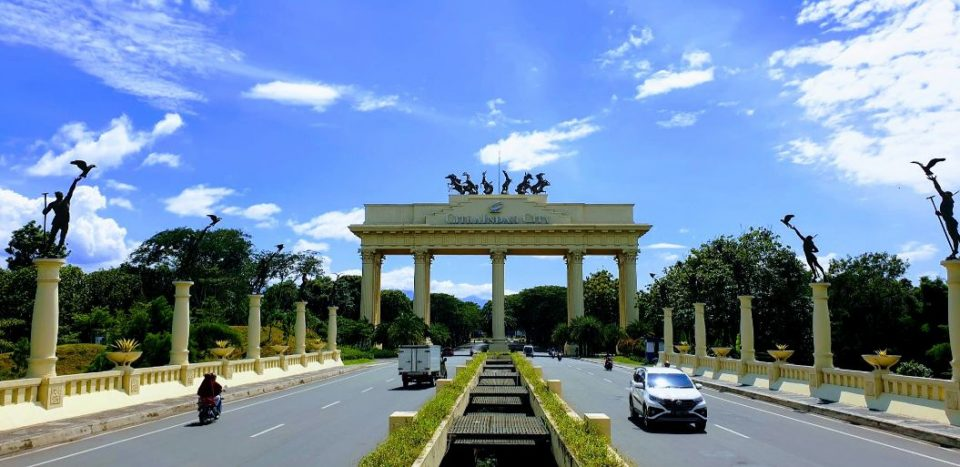 Citra-Indah-city-main-gate