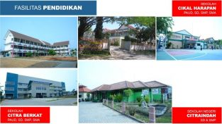 Citra Indah City Sekolah